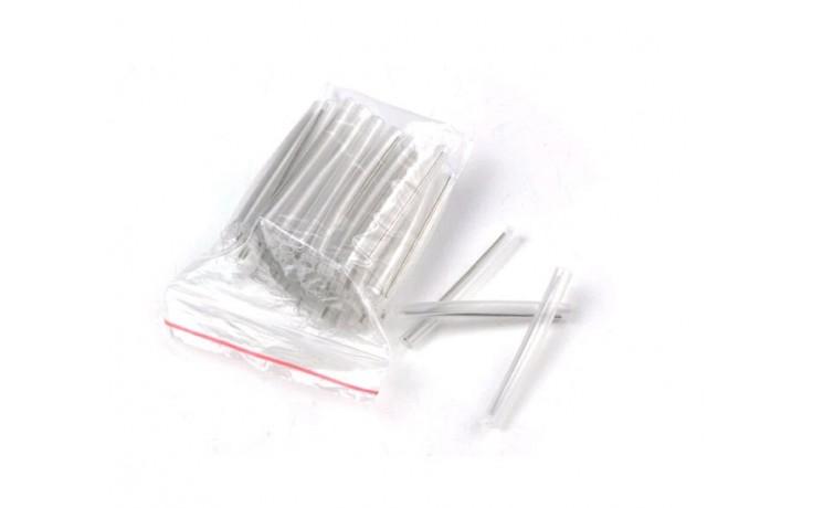 Smooves transparents longueur 45mm - par 1000