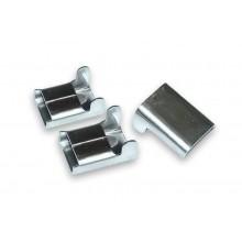 Chapes feuillard inox 10mm - par 100