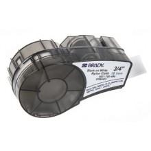 Etiquettes tissu nylon BRADY M21-750-499