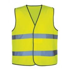Gilet signalisation jaune KAPRIOL