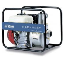 Motopompe essence ST 2.36H débit 36m3/h SDMO