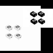 Bagues opto-markers TC-09 0 à 9 - par 1000