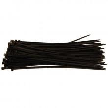 Colliers de serrage noir largeur 7,6mm - par 1000 INDEX
