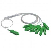 Coupleur PLC G657A2 connectorisé