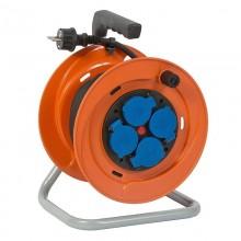 Enrouleur Electrique Professionnel CEBA IBP 2.5 mm2 avec Disjoncteur Thermique