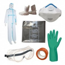Kit de protection amiante