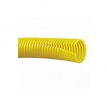Rouleaux gaine fendue jaune diamètre 18mm longueur 30 mètres - par 10