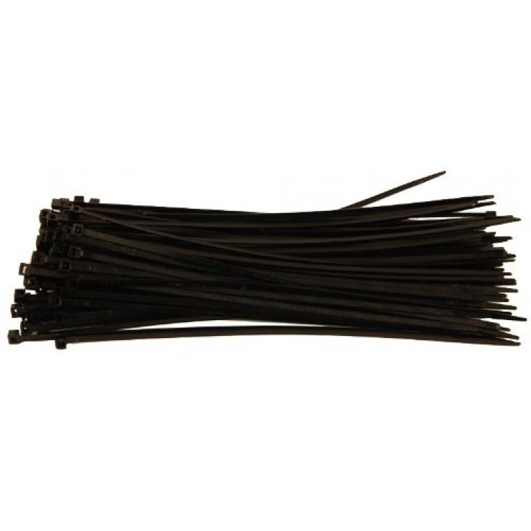 Colliers noir largeur 3,6mm - par 1000 INDEX